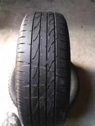 Комплект шин 215-60 R 17 Bridgestone Dueler Hp Sport
