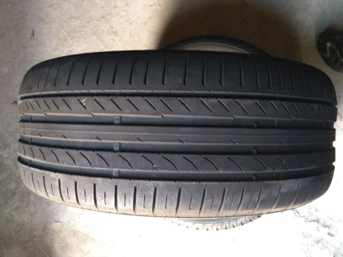 Пара шин 235/45R18 Continental ContiSportContact 5