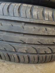 Одна шина 215/55R18 Continental ContiPremiumContact 2e