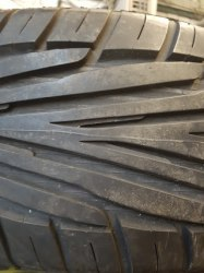 Одна шина 205/55R16 Uniroyal Rainsport 2