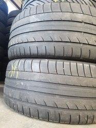 Пара шин 275/45R20 Dunlop SP qadromax
