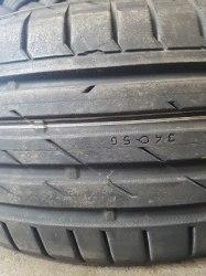 Одна шина 205/50R17 Nokian Zline