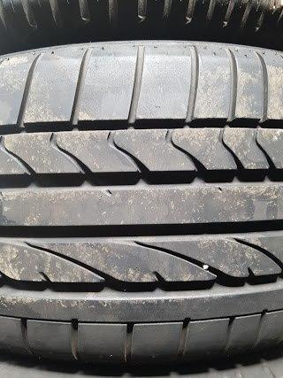Одна шина 205/50R17 Bridgestone RE050A RSC
