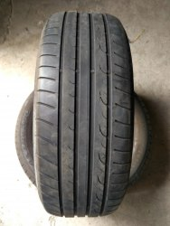 Пара шин 205/55R16 Dunlop Fastresponce