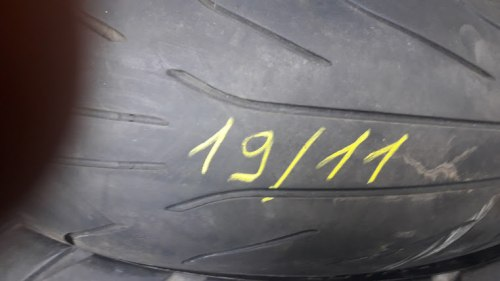 Мотошина 180/55R17 Michelin 2CT