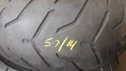 Мотошина 240/40R18 Dunlop D407