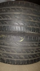 Пара шин 255/30R20 Pirelli Pzero nero