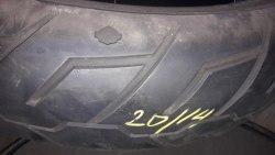 Мотошина 160/70R17 Michelin Harley davidson