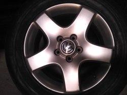 Комплект дисков R 17 5-120 Volkswagen
