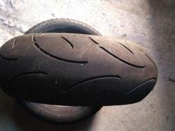 Мотошина 190/55ZR17 Dunlop. SportSmart