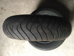 Мотошина 160/60R17 Michelin . Рilot Road