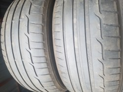 Пара шин 225/45ZR17 Dunlop Sp maxx rt