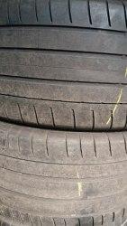 Пара шин 265/45R18 Dunlop Sport maxx GT