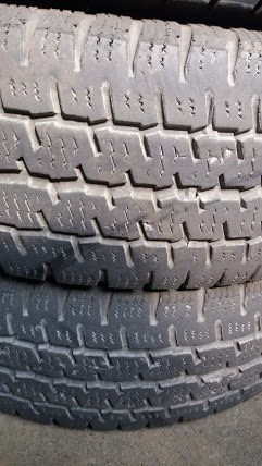 Пара шин 215/75R16C Continental Vanco 4 seasons