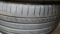 Пара шин 255/55R19 Continental ContisportContact 5