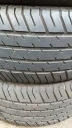 Пара шин 205/55R16 Michelin Pilot HX