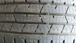 Пара шин 215/65R16 Continental Crosscontact
