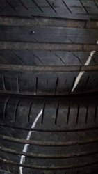 Пара шин 235/45R19 Continental ContisportContact 5
