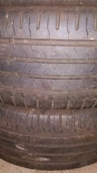 Пара шин 235/40R18 Continental ContisportContact 5