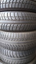 Пара шин 205/55R16 Michelin Alpin А3