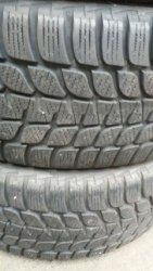 Пара шин 205/55 R16 Bridgestone LM25