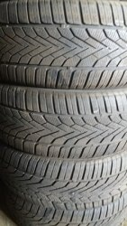Пара шин 225/55R17 Semperit Speedgrip 2