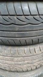 Пара шин 205/55R16 Dunlop Sp 01