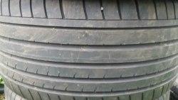 Одна шина 275/35R20 Dunlop Sp maxx