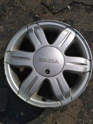 Комплект дисков R15 4-100 , dia 60.1 Logan