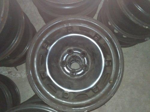 Диск колесный R14 , 5-100 Skoda , WV (под штатный колпак )