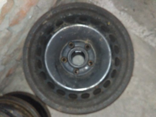 Диск колесный R15 , 5-112 , dia 57,1 , et 45