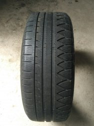 Пара шин 215/55R17 Michelin Pilot Alpine PA3