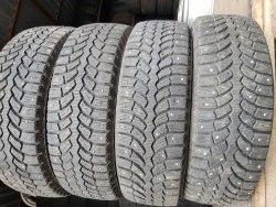 Пара шин 185/65 R15 Bridgestone Blizzak spike-01