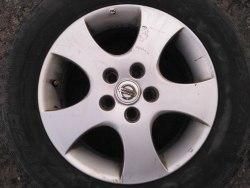 Комплект дисков R16 5-114.3 , et 40 , dia 66,1 Nissan