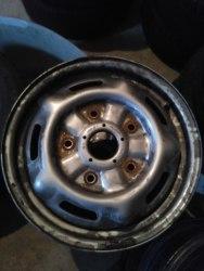 Диск колесный R 16 , 5-160 , 5,5 J Ford Transit