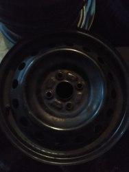 Диск колесный R15 4-100 et 45 Dia 54,1 Toyota