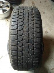 Пара шин 255/55R18 Bridgestone Blizzak LM 25 4x4