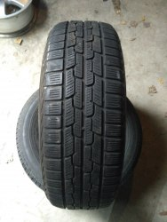 Пара шин 205/60R16 Firestone Winerhawk evo 2