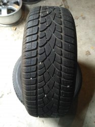 Пара шин 235/60R16 Dunlop Sp Winter Sport 3D