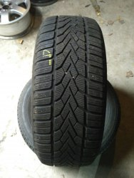 Пара шин 215/55R16 Simperit Speed-Grip 2