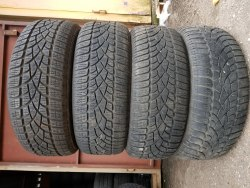 Комплект шин 205/55R16 Dunlop SP Winter Sport 3D