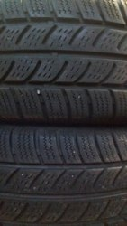 Пара шин 215/70R15C Continental Vanco winter 2