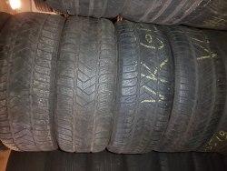 Комплект шин 235/55R19 Pirelli Scorpion winter 6.мм 6.5мм