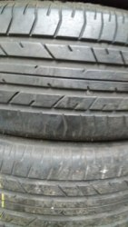 Пара шин 205/55R16 Bridgestone RE040