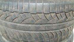 Одна шина 275/40R20 Michelin Diamaris