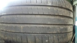 Одна шина 295/35R20 Michelin Pilot super sport