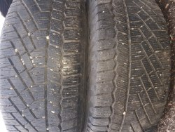 Комплект шин 235/55 R17 Continental Cross Contact Viking