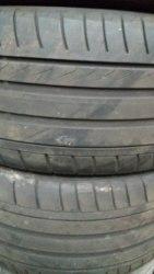 Пара шин 255/40R19 Dunlop Sp maxx