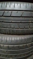 Пара шин 205/50R17 Bridgestone RE040