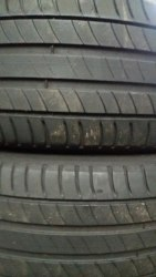 Пара шин 235/55R17 Michelin Premacy 3